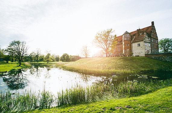 Übernachtung Schloss und Gut Ulrichshusen für 2
