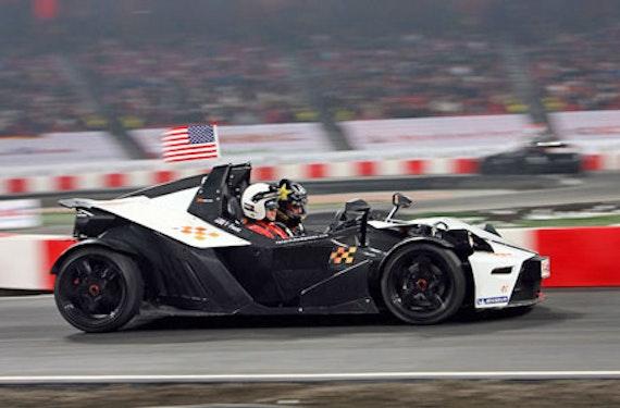 KTM X-Bow Sommercup fahren